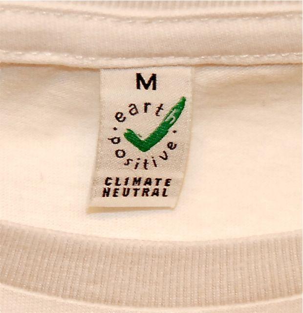 Climate neutral etikett
