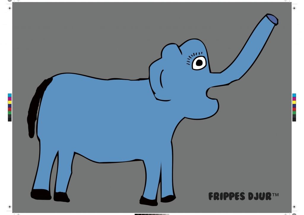 Natalie elefant