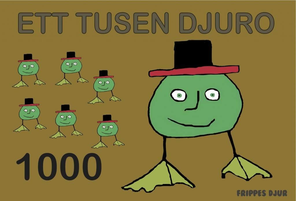 ett tusen