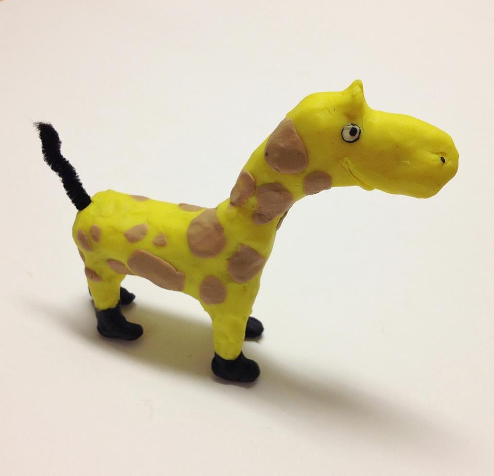 giraff lera